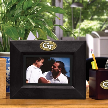 Georgia Tech BLACK Landscape Picture Frame