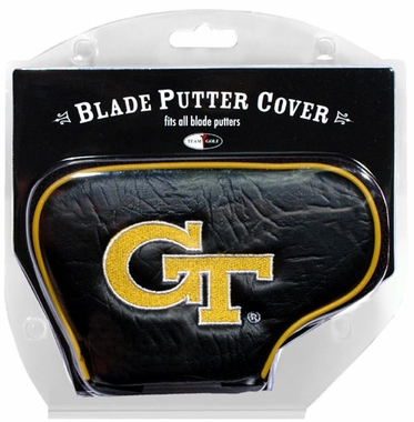 Georgia Tech Blade Putter Cover