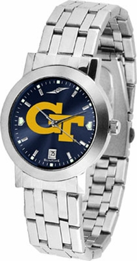 Georgia Tech Dynasty Men's Anonized Watch