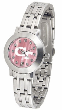 Georgia Tech Dynasty Women's Mother of Pearl Watch