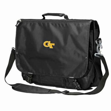 Georgia Tech Executive Attache Messenger Bag
