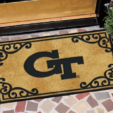 Georgia Tech Exterior Door Mat