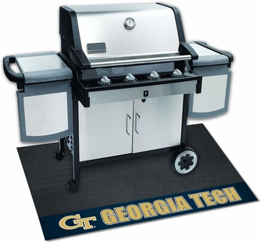 Georgia Tech Grill Mat