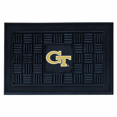 Georgia Tech Heavy Duty Vinyl Doormat