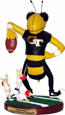Georgia Tech Keepaway Rivalry Statue