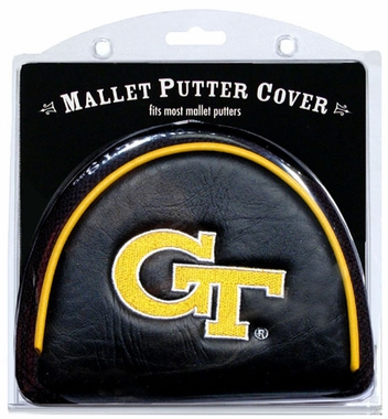 Georgia Tech Mallet Putter Cover