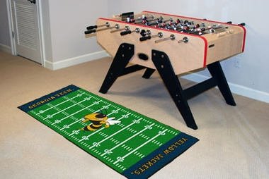 Georgia Tech Runner Rug