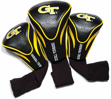 Georgia Tech Set of Three Contour Headcovers
