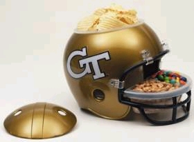 Georgia Tech Snack Helmet