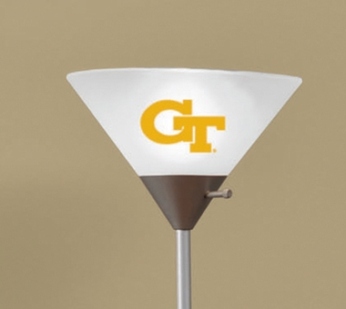 Georgia Tech Torchierre Floor Lamp