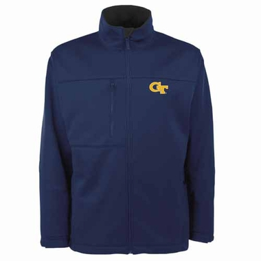 Georgia Tech Mens Traverse Jacket (Team Color: Navy)