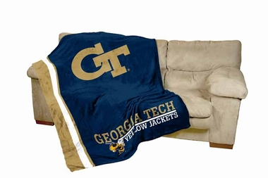 Georgia Tech UltraSoft Blanket