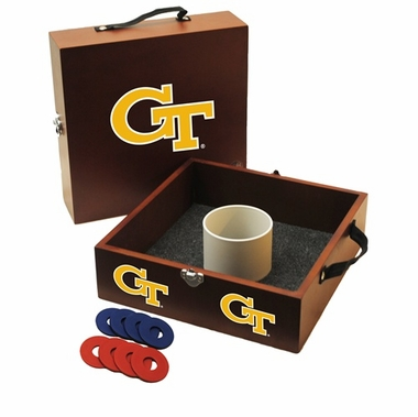 Georgia Tech Washer Toss Game