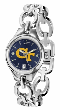 Georgia Tech Women's Eclipse Anonized Watch