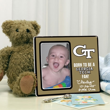 Georgia Tech Youth Picture Frame