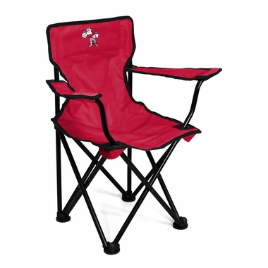 Georgia Toddler Folding Logo Chair