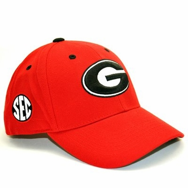 Georgia Triple Conference Adjustable Hats