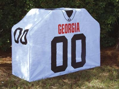 Georgia Uniform Grill Cover