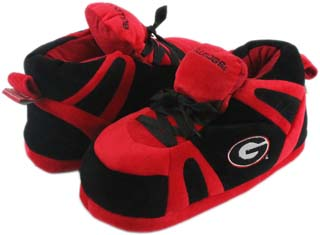 Georgia UNISEX High-Top Slippers - Small