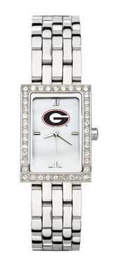 Georgia Women's Steel Band Allure Watch