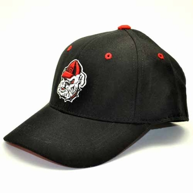 Georgia Youth FlexFit Hat