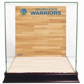Golden State Warriors Display Cases