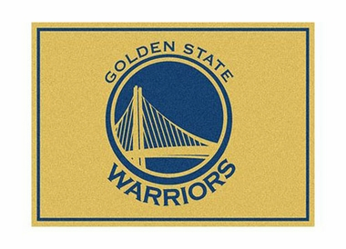 "Golden State Warriors 3'10"" x 5'4"" Premium Spirit Rug"