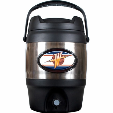 Golden State Warriors 3 Gallon Stainless Steel Jug