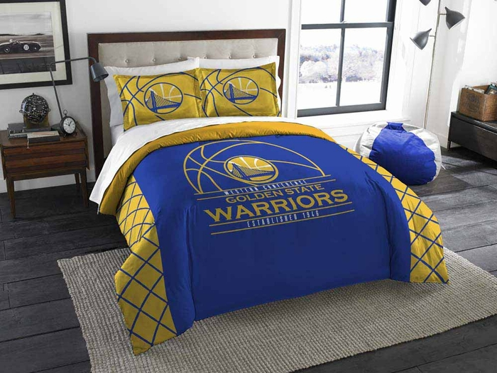 Golden State Warriors Bed Set 28 Images Basketball