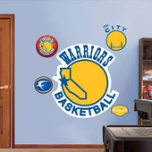 Golden State Warriors Wall Decorations