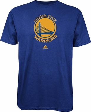 Golden State Warriors Primary Logo T-Shirt