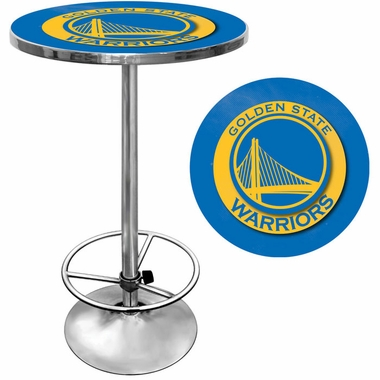 Golden State Warriors Pub Table