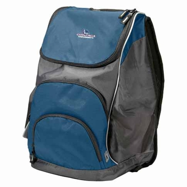 Gonzaga Action Backpack (Color: Royal)