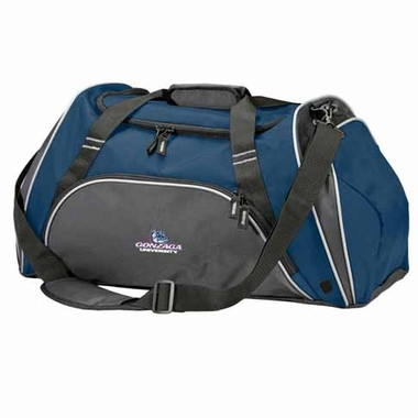 Gonzaga Action Duffle (Color: Royal)