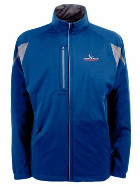 Gonzaga Mens Highland Water Resistant Jacket (Team Color: Royal)
