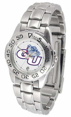 Gonzaga Sport Women's Steel Band Watch