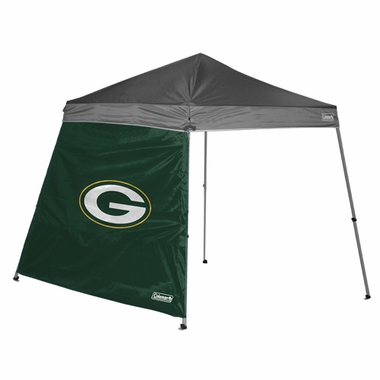 Green Bay Packers 10 x 10 Slant Leg Shelter Panel