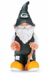 Green Bay Packers 11 Inch Garden Gnome