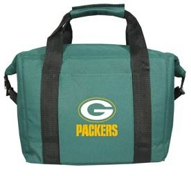 Green Bay Packers 12 Pack Cooler Bag