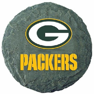 "Green Bay Packers 13.5"" Stepping Stone"