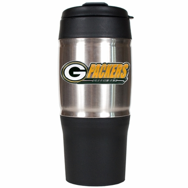 Green Bay Packers Heavy Duty Travel Tumbler