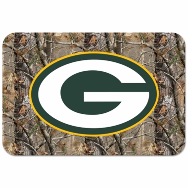 Green Bay Packers 20 x 30 Mat (Realtree)