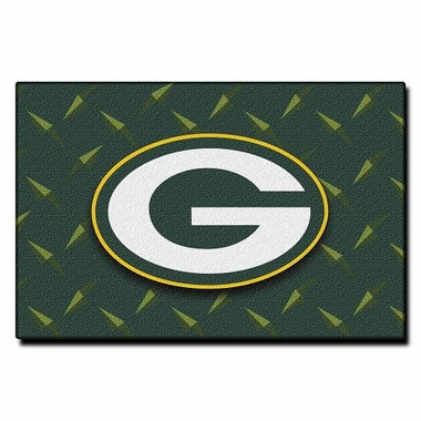 Green Bay Packers 20 x 30 Rug