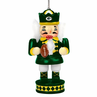 Green Bay Packers 2012 Nutcracker Ornament