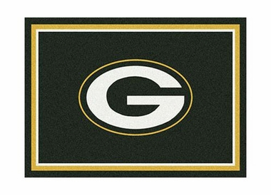 "Green Bay Packers 3'10"" x 5'4"" Premium Spirit Rug"