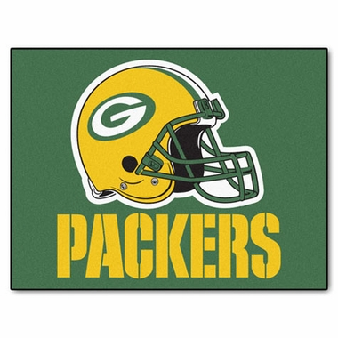 Green Bay Packers 34 x 45 Rug