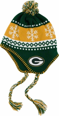 Green Bay Packers Abomination Tassel Knit Hat