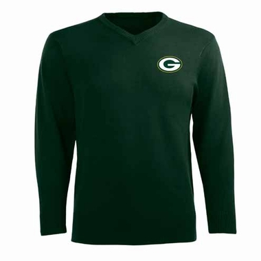 Green Bay Packers Mens Ambassador Sweater (Team Color: Green)