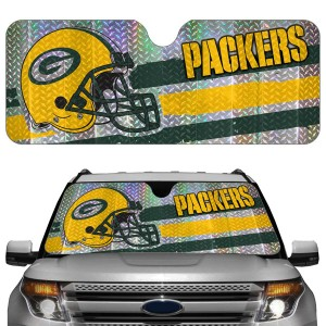Green Bay Packers Auto Sun Shade