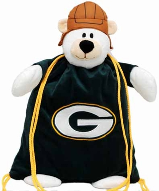 Green Bay Packers Back Pack Pal